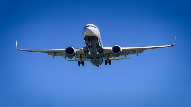 Letalske - Z letalom na poti