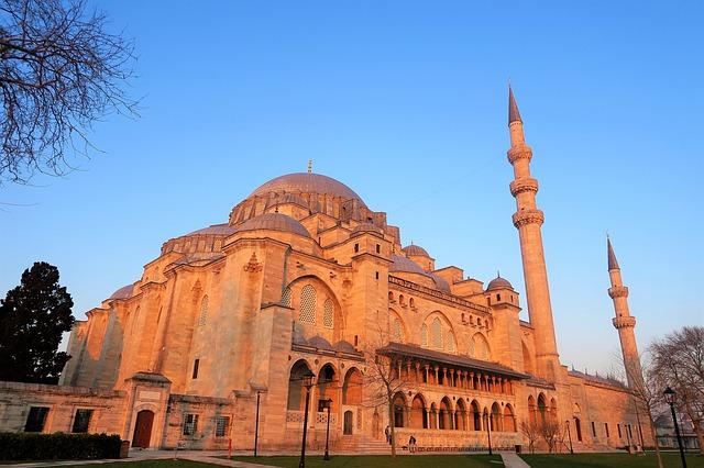 Istanbul - Z letalom na poti