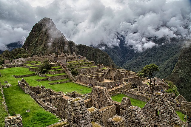 Peru - Z letalom na poti