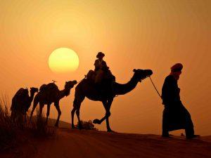 Maroko - Z letalom na poti