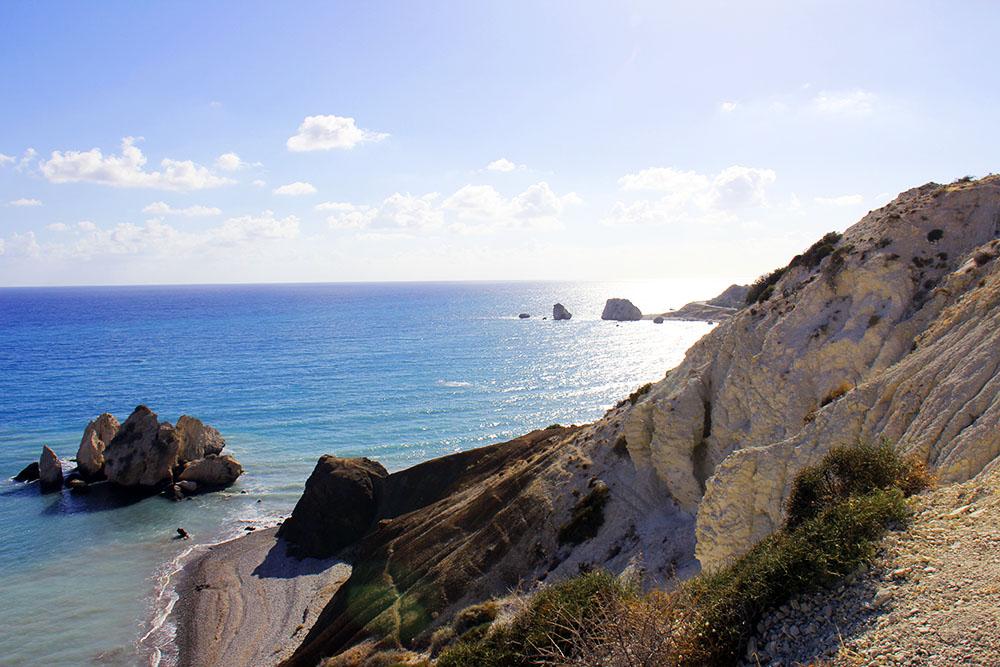 Cyprus - Z letalom na poti