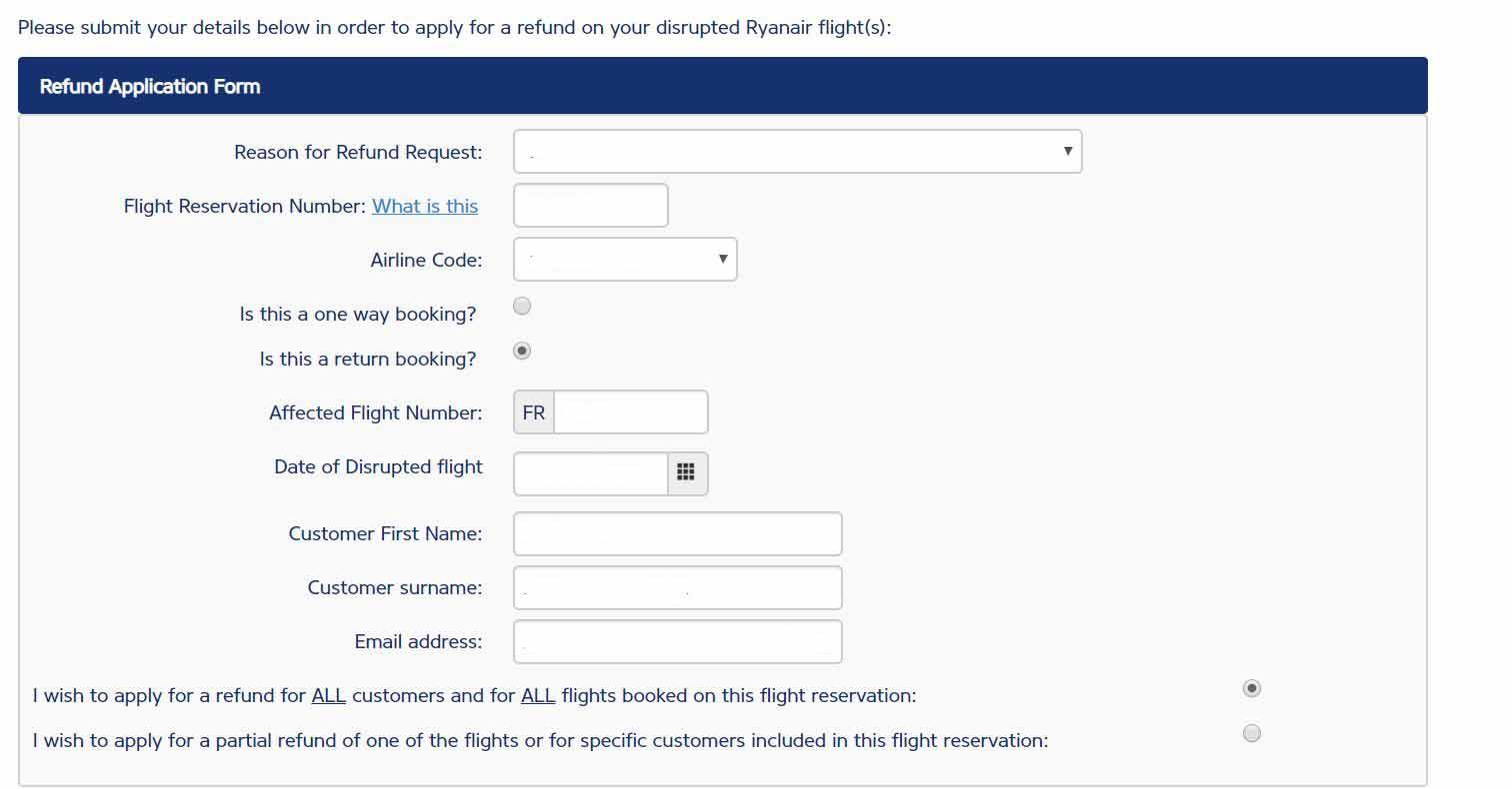 Ryanair - Z letalom na poti